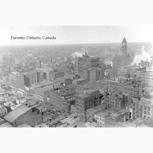 Canadian Culture Thing postcard CCT0004