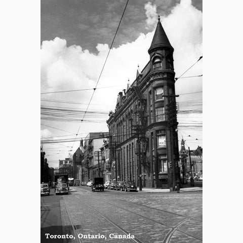 Canadian Culture Thing postcard CCT0010