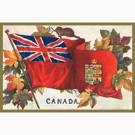 Canadian Culture Thing postcard CCT0020