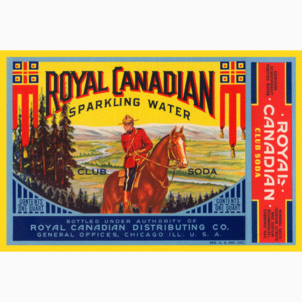 Canadian Culture Thing postcard CCT0024