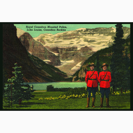 Canadian Culture Thing postcard CCT0026