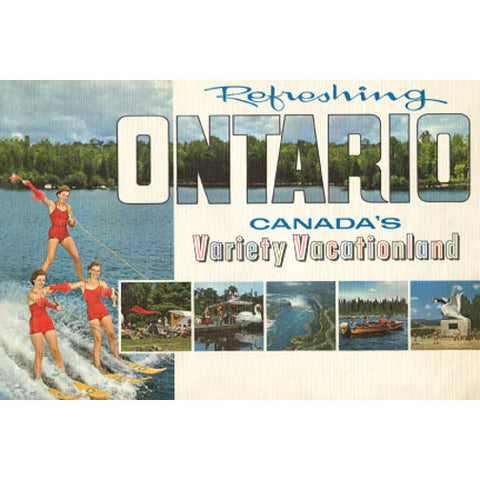 Canadian Culture Thing postcard CCT0033