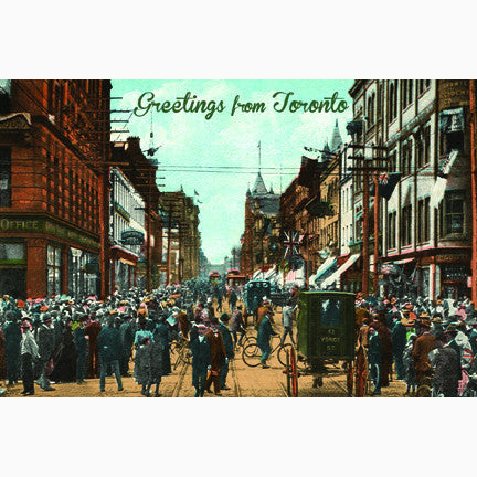 Canadian Culture Thing postcard CCT0040