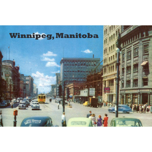 Canadian Culture Thing postcard CCT0041