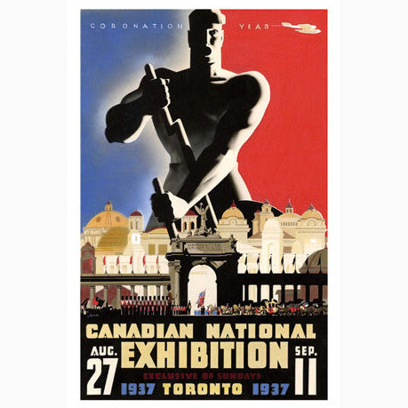 Canadian Culture Thing postcard CCT0074