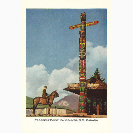 Canadian Culture Thing postcard CCT0079