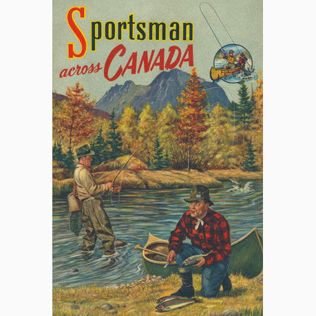 Canadian Culture Thing postcard CCT0081