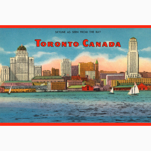 Canadian Culture Thing postcard CCT0082
