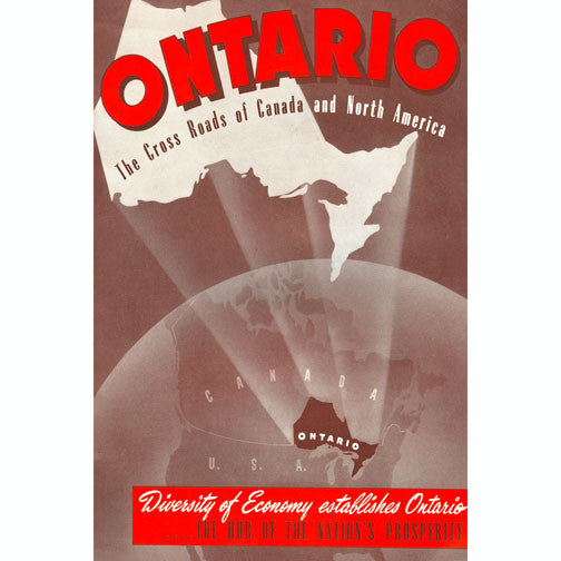 Canadian Culture Thing postcard CCT0091