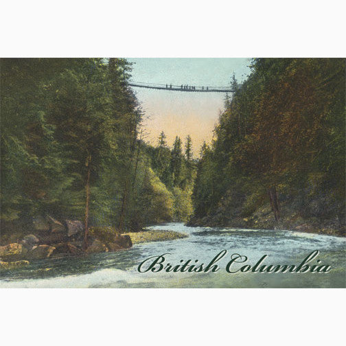 Canadian Culture Thing postcard CCT0093