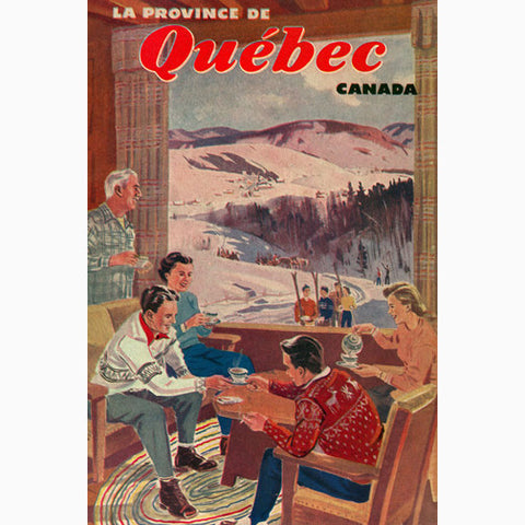 Canadian Culture Thing postcard CCT0094
