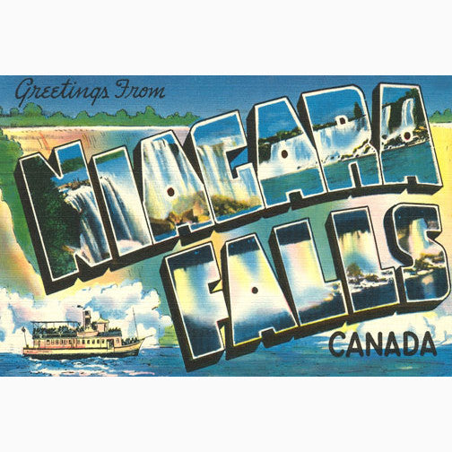 Canadian Culture Thing postcard CCT0099