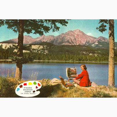 Canadian Culture Thing postcard CCT0101