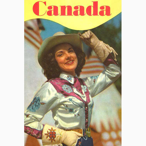 Canadian Culture Thing postcard CCT0104