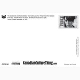 Canadian Culture Thing postcard CCT0141