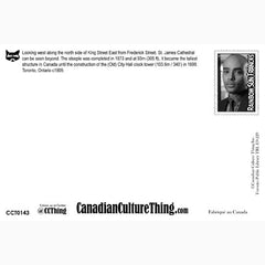 Canadian Culture Thing postcard CCT0143
