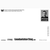 Canadian Culture Thing postcard CCT0144