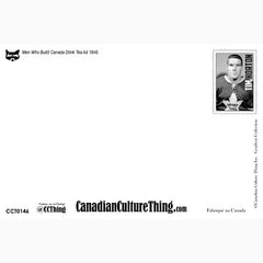 Canadian Culture Thing postcard CCT0146