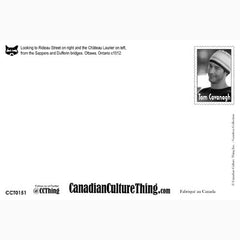 Canadian Culture Thing postcard CCT0151