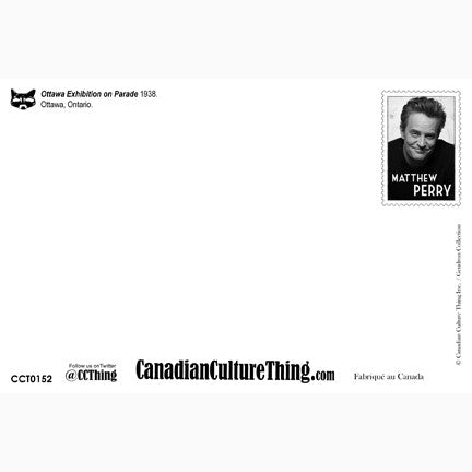 Canadian Culture Thing postcard CCT0152