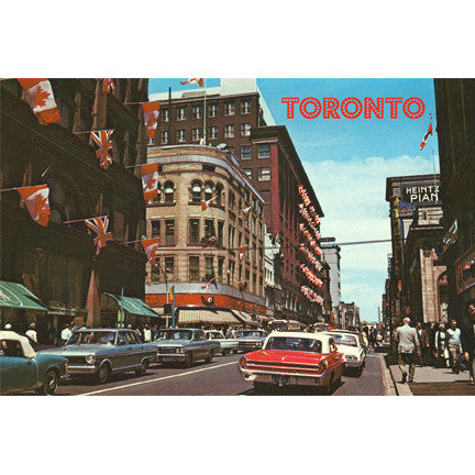 Canadian Culture Thing postcard CCT0158