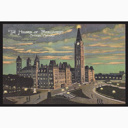 Canadian Culture Thing postcard CCT0168