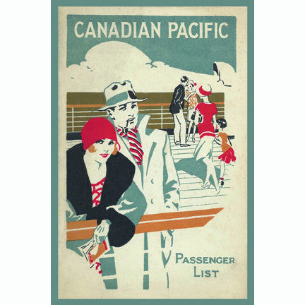 Canadian Culture Thing postcard CCT0169
