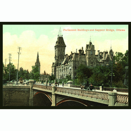 Canadian Culture Thing postcard CCT0174