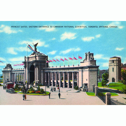 Canadian Culture Thing postcard CCT0176