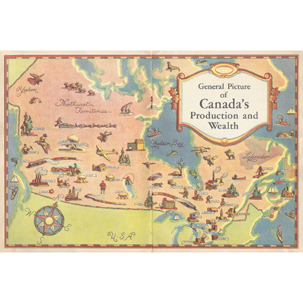 Canadian Culture Thing postcard CCT0183