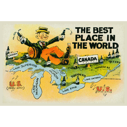 Canadian Culture Thing postcard CCT0184