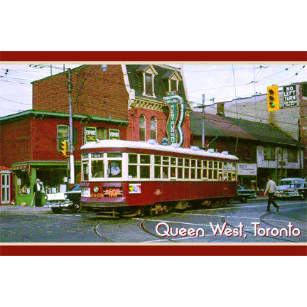 Canadian Culture Thing postcard CCT0185