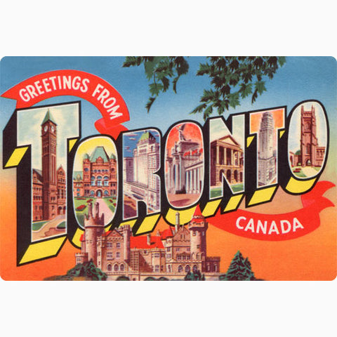 Canadian Culture Thing magnet CCTM0034