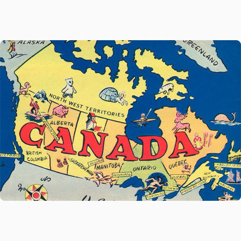 Canadian Culture Thing magnet CCTM0073