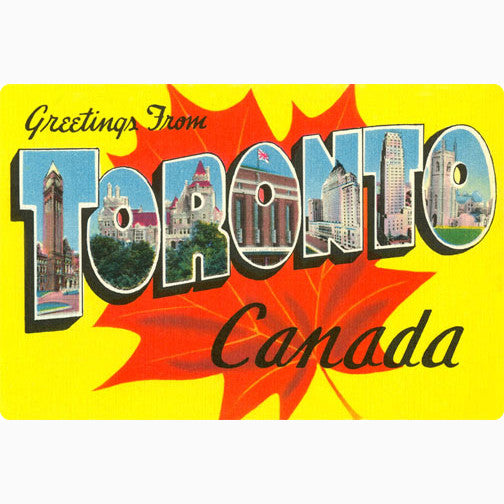 Canadian Culture Thing magnet CCTM0087