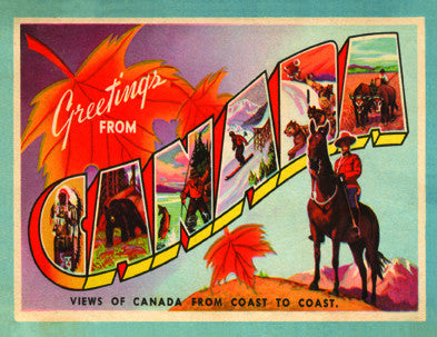 Canadian Culture Thing notecard CCTNC0006