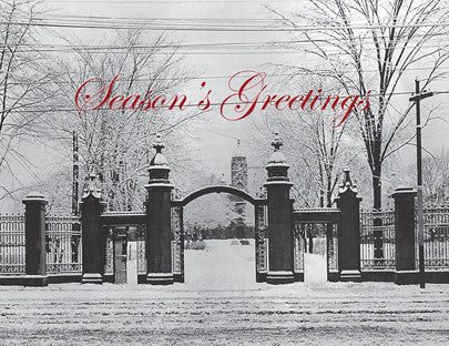 Canadian Culture Thing Christmas Card CCTXM0013