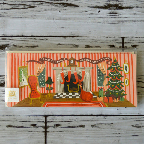 Christmas-Rifle Paper Co. Boxed Christmas Cards G1X003