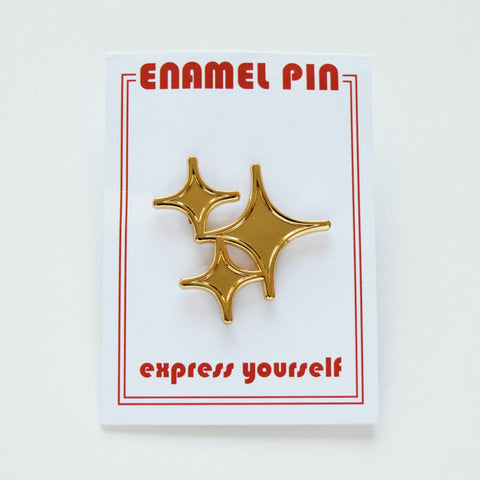 The Found Stars Pin - PIN104