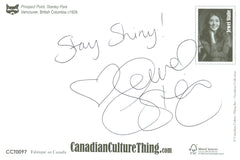 Canadian Culture Thing postcard CCT0097
