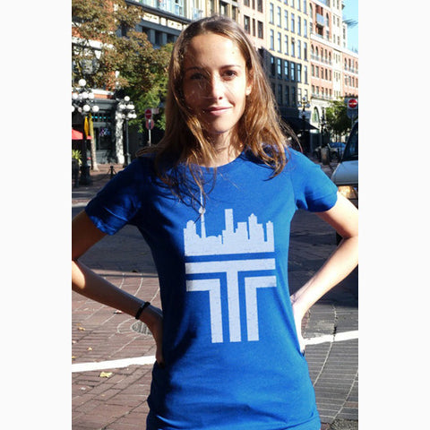 SALE-Ole Originals Women's Retro Toronto Women's T-Shirt