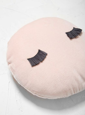 SALE-Meri Meri Eyelash Pillow