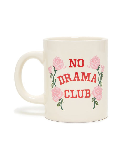 SALE-No Drama Club Bando Mug
