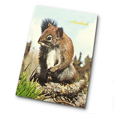 Canadiana Field Notes Journal - Chipmunk
