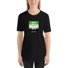 Load image into Gallery viewer, Aromantic Pride T-Shirt