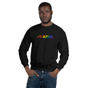 Be Kind Simple Pride Sweatshirt