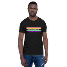 Load image into Gallery viewer, Black Lives Matter LGBT Solidarity T-Shirt | ThisIsTheirs