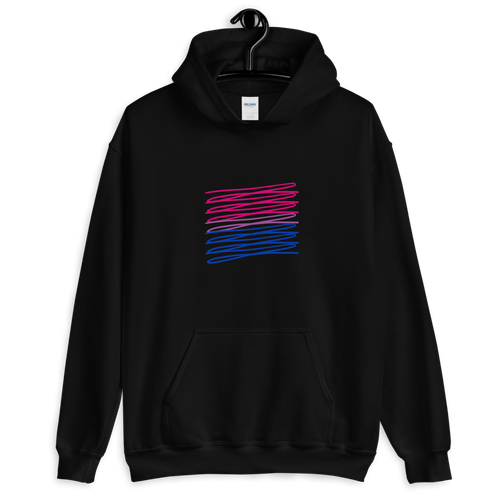 Chaotic Bisexual Hoodie | ThisIsTheirs