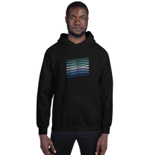 Load image into Gallery viewer, Chaotic Gay Man Flag Hoodie | ThisIsTheirs