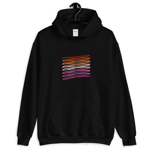 Chaotic Lesbian Hoodie | ThisIsTheirs